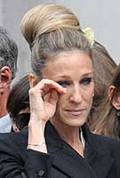 Tears for a genius: SJP and fellow fashionistas salute McQueen